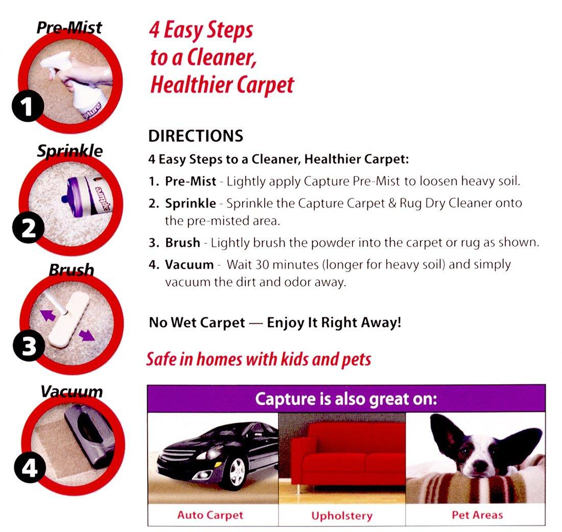 Capture-Carpet-Dry-Cleaner-Powder-4-Pound-Resolve-Allergens-Stain-Smell thumbnail 3