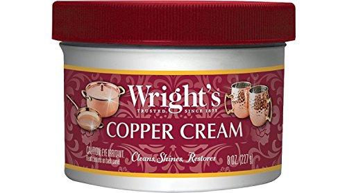 Wright-039-s-Copper-and-Brass-Cream-Cleaner-8-Ounce-Gently-Cleans-and-Removes