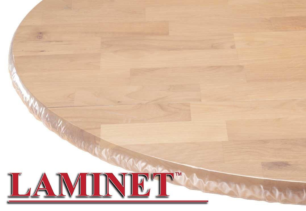 Laminet Plastic Elastic Fitted Table Cover Protector