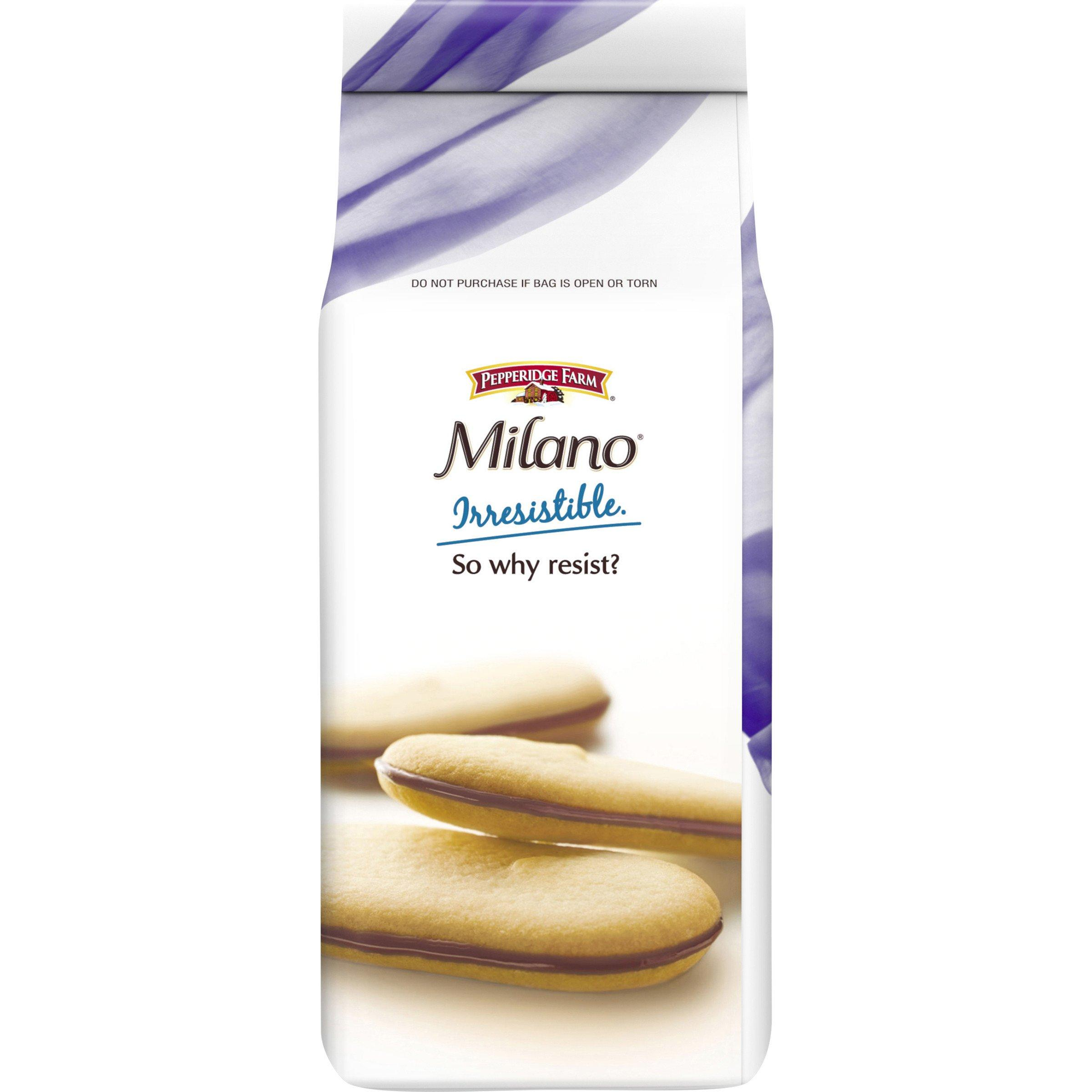 Pepperidge-Farm-Milano-Cookies-Double-Milk-Chocolate-7-5-oz-Bag-3-count thumbnail 6